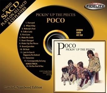 Poco - Pickinn Úp The Pieces SACD