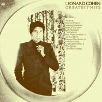 Leonard Cohen Greatest Hits LP