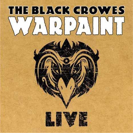 Black Crowes Warpaint 3LP