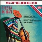 Howard Hanson - Fiesta In Hifi LP