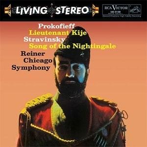 Prokofiev & Stravinsky Lieutenant Kije & Song Of The Nightingale HQ LP