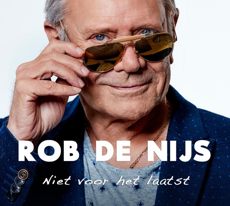 Rob De Nijs Niet Voor Het Laatst LP