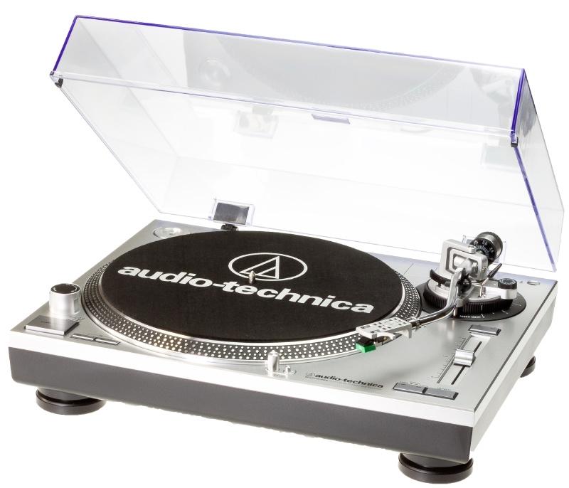 Audio Technica  ATLP 120X + USB Platenspeler