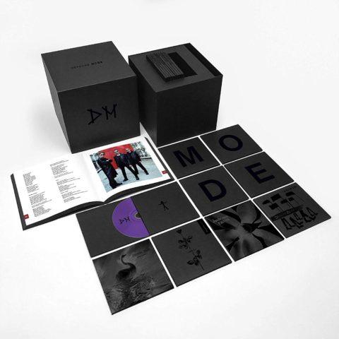Depeche Mode Mode 18CD  -Box Set-