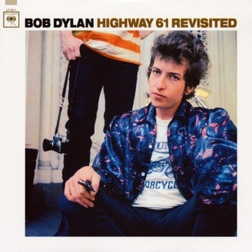 Bob Dylan Highway 61 Revisited LP
