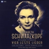 Strauss, R. Vier Letzte Lieder LP