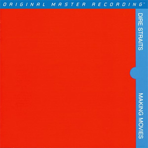 Dire Straits Making Movies Numbered Limited Edition Hybrid Stereo SACD