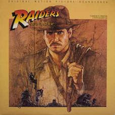 Raiders Of The Lost Ark 2LP