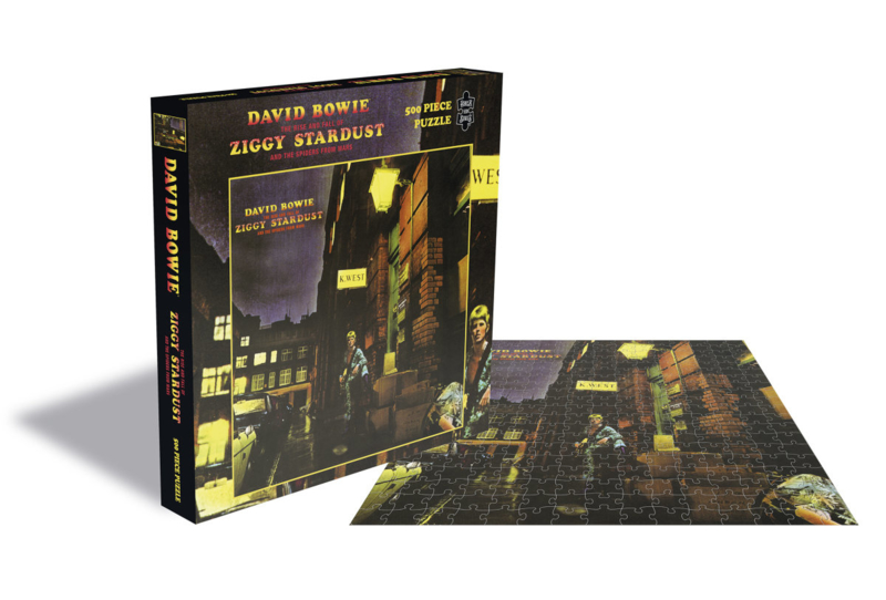 David Bowie Rise And Fall Of Ziggy Stardust Puzzel