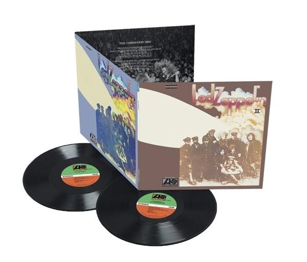 Led Zeppelin Led Zeppelin II HQ LP Box.