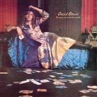 David Bowie The Man Who Sold The World LP  2016 Remastered.