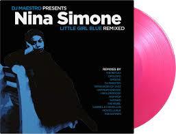 Nina Simone / Dj Maestro Litle Girl Blue 2LP  - Pink Vinyl-