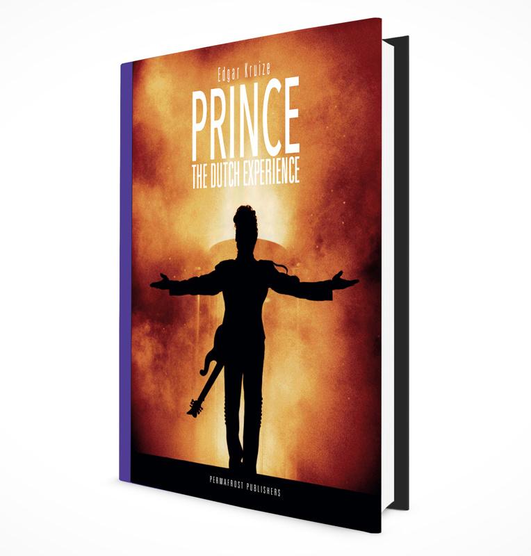 Prince The Dutch Experience Boek