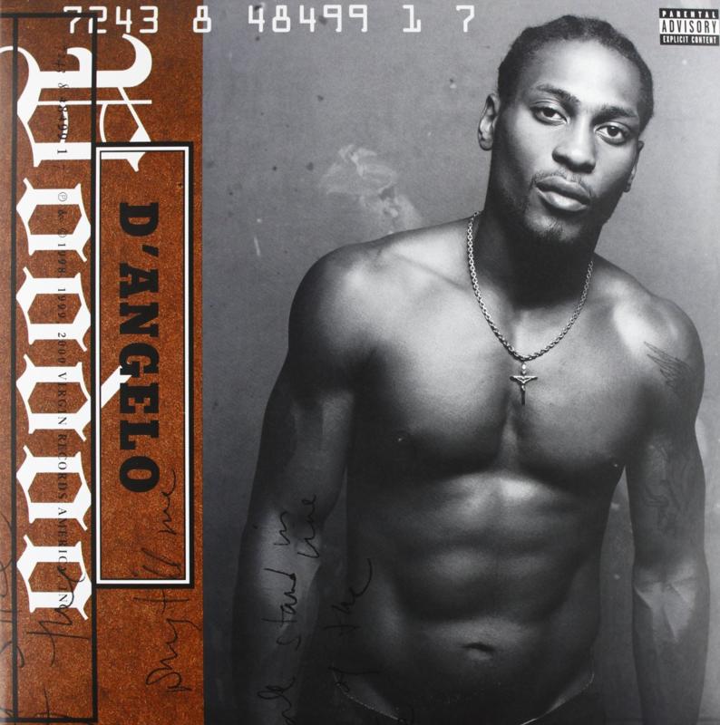 D`Angelo Voodoo LP