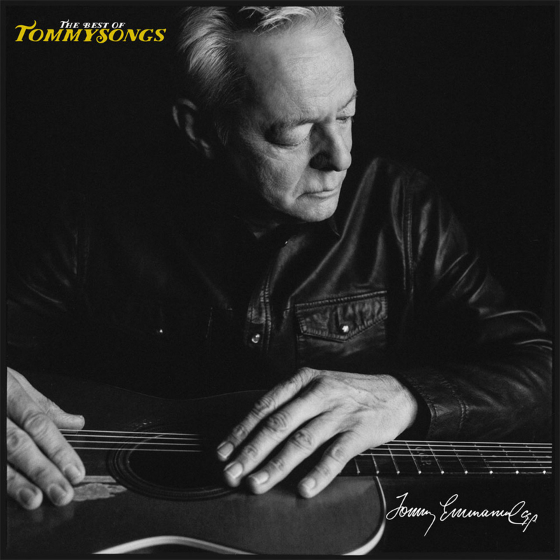 Tommy Emmanuel The Best Of Tommysongs 2LP