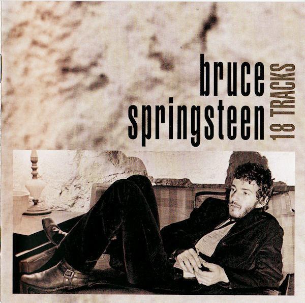 Bruce Springsteen 18 Tracks 2LP