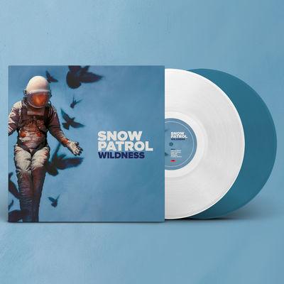 Snow Patrol Wildness 2LP - Coloured Vinyl -