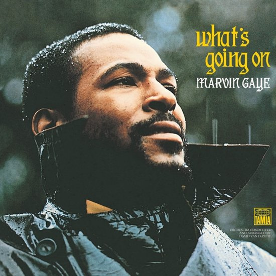 Marvin Gaye What`s Going On LP