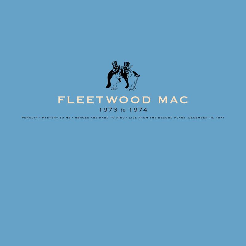 """Fleetwood Mac Fleetwood Mac: 1973-1974 5LP & 1 7"""" Vinyl Box Set"""