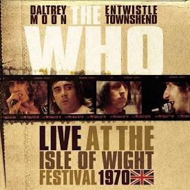 The Who Live At The Isle Of Wight Festival 1970 3LP