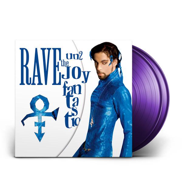 Prince Rave Un2 The Joy Fantastic 2LP -Purple Vinyl-