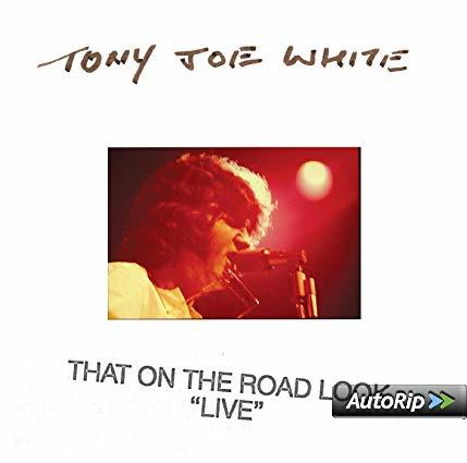 Tony Joe White That On the Road Look Live LP