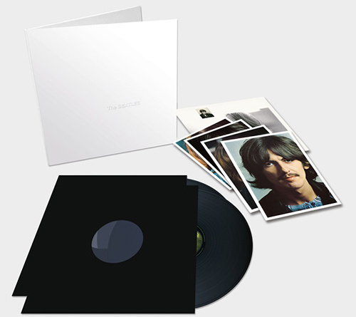 The Beatles White Album 2LP