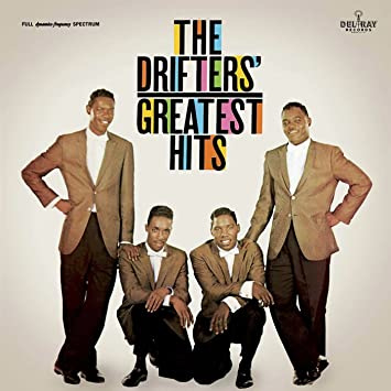 Drifters Greatest Hits LP