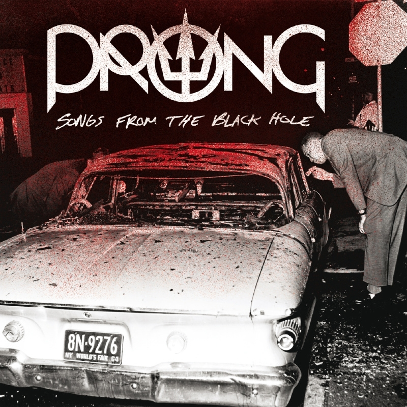 Prong Songs From The Black Hole LP