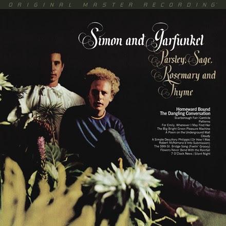 Simon & Garfunkel Parsley, Sage, Rosemary And Thyme SACD