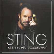 Sting The Complete Studio Collection 16LP  (Limited-Edition) (Box-Set)