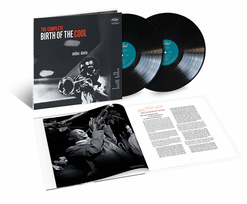 Miles Davis The Complete Birth of The Cool 2LP