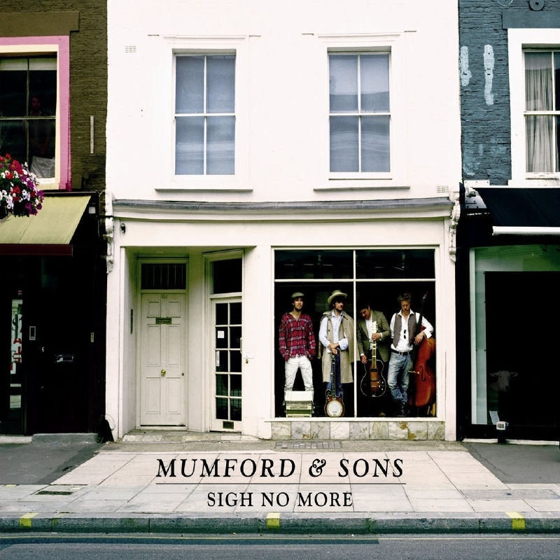 Mumford & Sons  - Sign No More LP