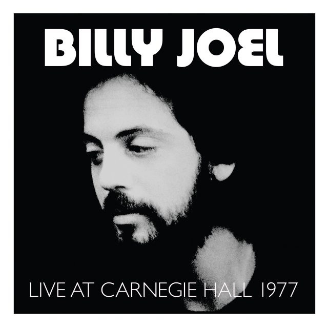 Billy Joel Live At Carnegie Hall 1977 2LP
