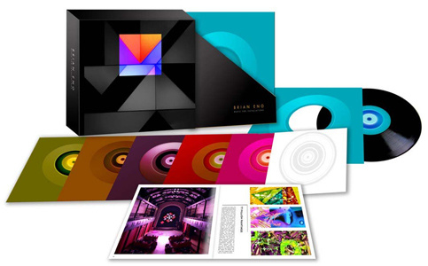 Brian Eno Music For Installations 9LP Box Set
