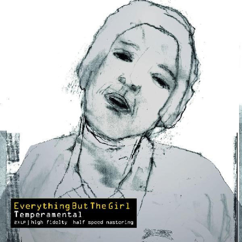 Everything But The Girl Temperamental Half-Speed Mastered 180g 2LP