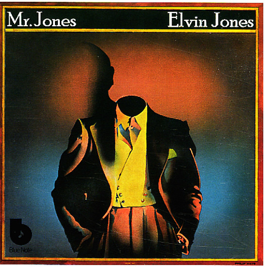 Elvin Jones Mr. Jones 180g LP