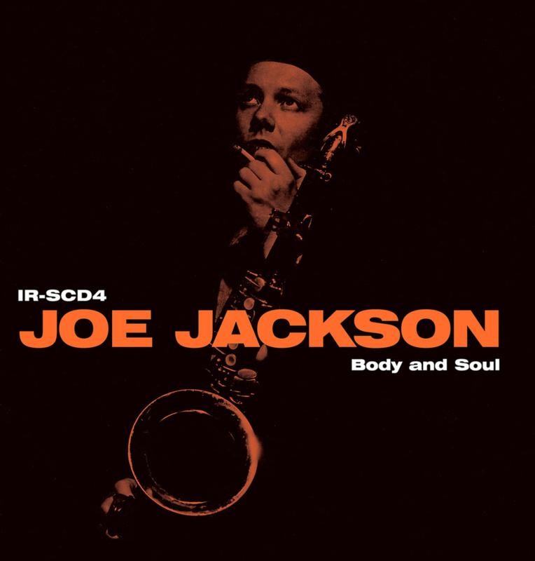 Joe Jackson Body And Soul Hybrid Stereo SACD