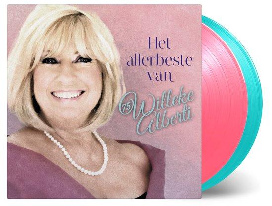 Willeke Alberti Het Allebeste Van 2LP - Coloured Vinyl-