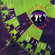 Simple Minds Street Fighting Years 4CD