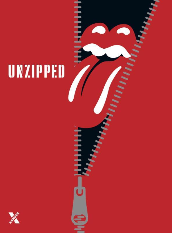 The Rolling Stones Unzipped Boek