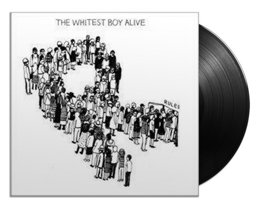 Whitest Boy Alive Rules LP