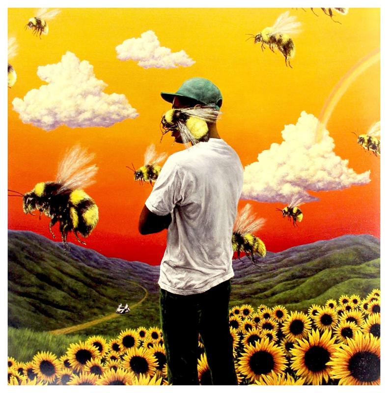 Tyler The Creator FLower Boy LP