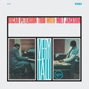 Oscar Peterson With Milt Jackson Very Tall 180g LP