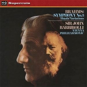 Brahms - Symphony No. 3 HQ LP