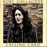 Rory Gallagher - Calling Card LP