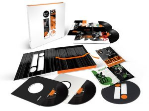 Impulse Records: Music, Message and the Moment Box Set 4LP