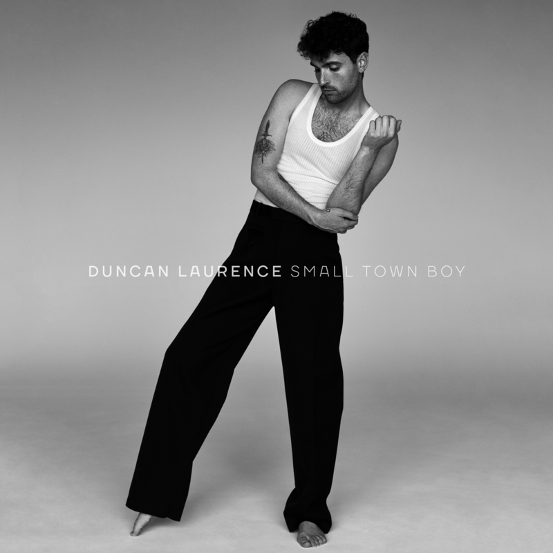 Duncan Laurence Small Town Boy CD
