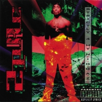 2pac Strictly 4 My N.i.g.g.a.z. 2LP