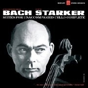 Janos Starker - Bach 6 Cello Suites 3LP